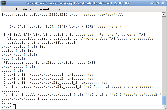 Building Embedded Linux system with Buildroot